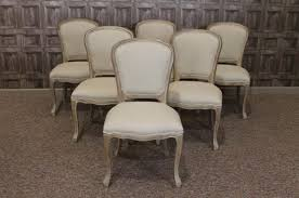 Linen Dining Chair French Cafe Chairs In Limed Oak French Bistro Style Limed Oak Chairs