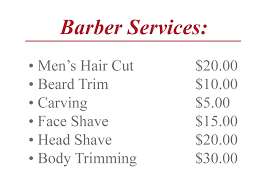the beauty u0026 barber shop llc