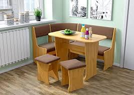 l shaped dining table fiji kitchen nook dining table set l shaped storage bench alder