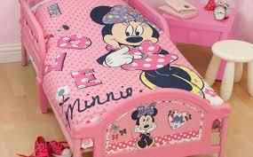 Amazon Bedding Bedding Set Delightful Minnie Mouse Toddler Bed Set Amazon