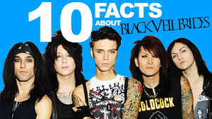 black veil 10 facts about black veil brides
