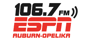 106 7 the fan live listen live espn 106 7 auburn opelika s sports leader