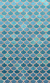Gold And Teal Curtains Mermaid Scales In Teal And Rose Gold Window Curtains By