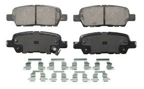nissan rogue disc brake pad replacement advics akebono beck