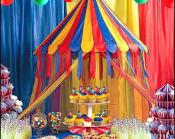 carnival themed party carnival theme party etsy