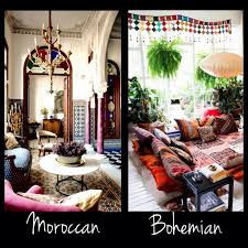 Moroccan Home Decor And Interior Design The Thin Line Between Moroccan And Bohemian Style My Interior