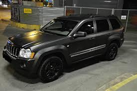 galaxy car wrap jeep grand cherokee galaxy black 3dcarbon