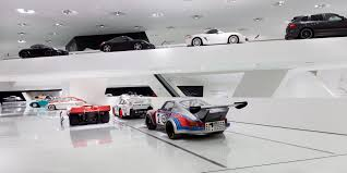 porsche stuttgart the porsche museum by delugan meissl u2022 design father