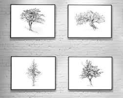 graphite drawings u0026 illustrations etsy