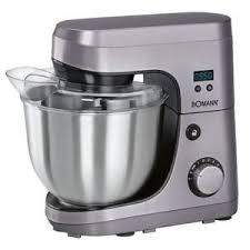 mixeur cuisine bomann mixeur sur socle de cuisine multifonction 600 w argenté