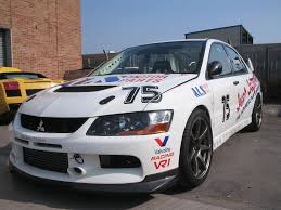 Evo 9 Rs Race Car For Sale Ex Barry Squibb Mitsubishi Lancer