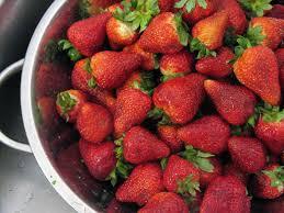 ina garten balsamic strawberries the cooks next door june 2010