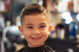 little boy comb over hairstyle kid comb over hard part fade yelp