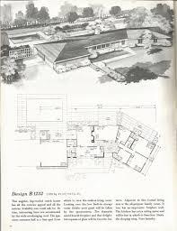 Retro Ranch House Plans 910 Best House Plans Images On Pinterest Vintage Houses Vintage