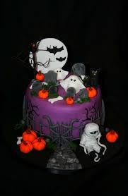Graveyard Cakes Halloween Celebration Cakes