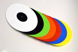 platter mat gloss yellow acrylic turntable platter mat fits rega pro ject