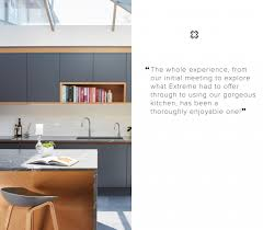 bespoke kitchens london extreme design
