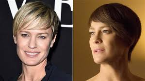 house of cards robin wright hairstyle amy poehler s red hair and other celebrity hair color chameleons