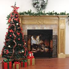 christmas pre decoratedristmas trees tremendous beautiful tree