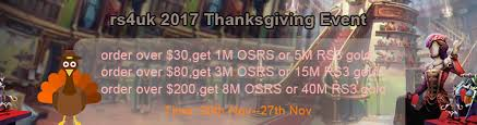 rs4uk 2017 thanksgiving event 10 rs 2007 account free