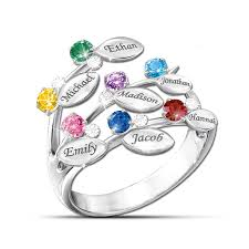 mothers day birthstone rings 10 birthstone jewelry designs to wear in 2016 bradford exchange
