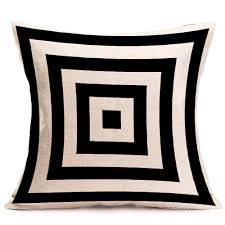 romantic pillow case cotton linen vintage throw cushion cover sofa