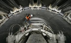 People Under The Stairs The La Song by Climb Inside The Massive Tunnel 60 Feet Below Downtown L A Los