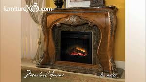 Michael Amini Oppulente Collection Eden Collection By Aico Furniture In Amaretto Finish Youtube