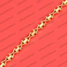 send chain design bracelet to india send rakhi to india send