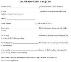 church program template cyberuse