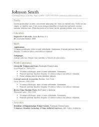 pages resume templates free free resume templates for pages resume template docs free iwork