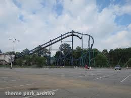 Six Flags Over Georgia Parking Six Flags Over Georgia Theme Park Archive