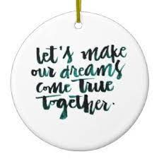 erin be you believe in yourself inspirational ornament