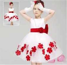 kids wedding evening dresses children u0027s summer fashion white dress