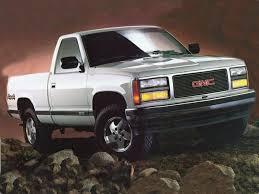 Gmc Sierra Truck Bed For Sale 1993 Gmc Sierra 1500 Overview Cars Com