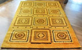 tappeto disegno tappeto disegno mosaico giallo marco cappello vintage and design