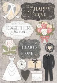 wedding scrapbook stickers search стикери