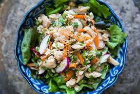 asian tuna salad recipe simplyrecipes com