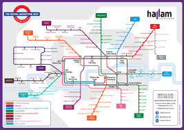 Underground Map Digital Marketing Tube Map A Guide To Internet Marketing