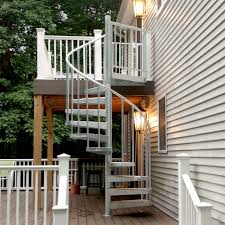 Spiral Staircase Handrail Covers Buy Durable Exterior Spiral Stairs Salter Spiral Stair