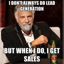 Generating Memes - 4 lead generation tactics that are fun and effective customer care bg
