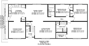 2 bedroom ranch floor plans premier ranch and bi level homes floor plans homes from gary s