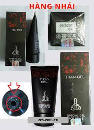 gel titan lừa đảo có phải là sự thật zex com vn