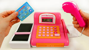 cash register toy for girls playset just like home youtube