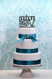 anchor wedding cake topper fresh design nautical wedding cake toppers impressive ideas