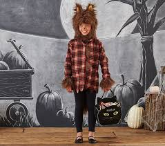 Werewolf Halloween Costume Werewolf Costume Pottery Barn Kids