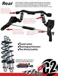c2 corvette rear suspension switch suspension home