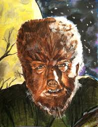 wolf man lon chaney jr universal monsters 6 by smjblessing