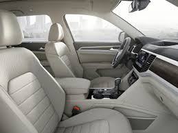 volkswagen crossblue interior new 2018 volkswagen atlas price photos reviews safety ratings