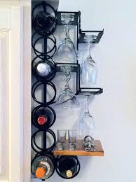 vertical wine racks merlot grapes vertical wine rack having cork